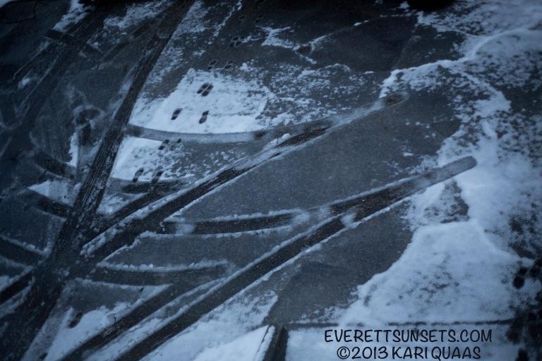 Snow Day - December 20, 2013